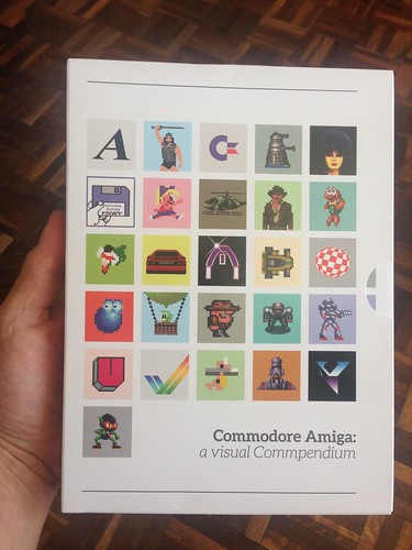 Fond Amiga memories all in 1 book