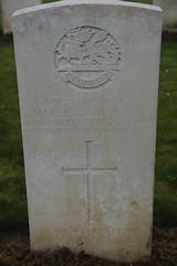 Ham British and German Military Cemetery