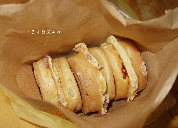 7 恬甜紅豆餅