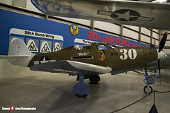 42-18814 - USAF - Bell P-39N Airacobra - Pima Air and Space Museum, Tucson, Arizona - 141226 - Steven Gray - IMG_8922