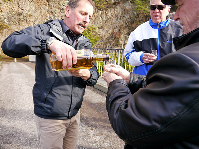 photo - A Dramming on the Craigellachie Bridge