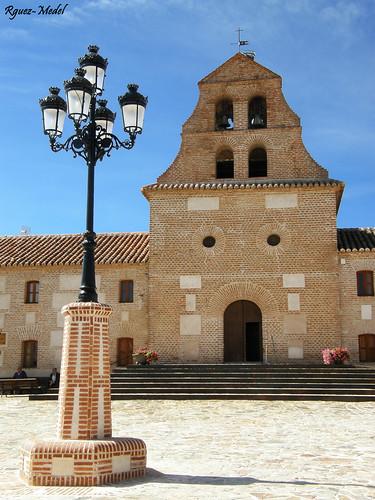 ALDEAQUEMADA Jaén Iglesia s XVIII