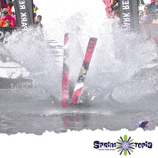 Pond skimming (Winter Park Resort/Facebook)