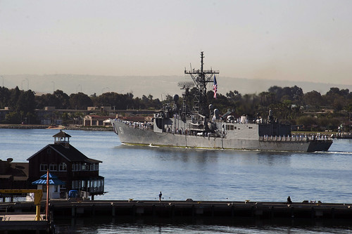 USS Gary Returns From Final Deployment