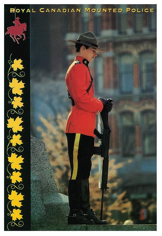 Canada - RCMP 3