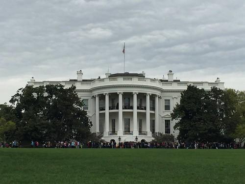 White House Garden Social