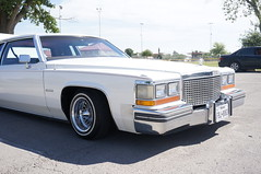 cadillac calais(0.0), automobile(1.0), automotive exterior(1.0), cadillac(1.0), vehicle(1.0), cadillac brougham(1.0), full-size car(1.0), cadillac coupe de ville(1.0), sedan(1.0), classic car(1.0), land vehicle(1.0), luxury vehicle(1.0),