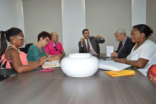 AMMA discute prática da Justiça Restaurativa com representantes de entidades