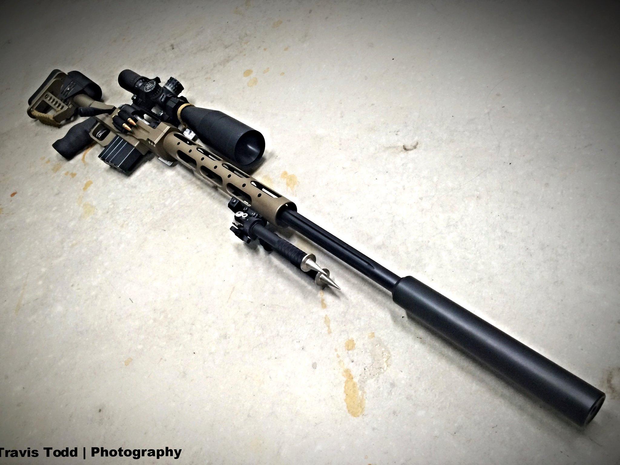 Fs Precision Long Range Rifle Second Generation Nissan