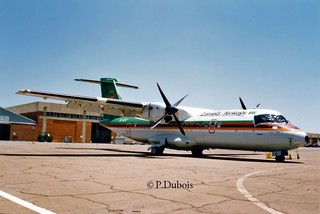 Zambian Airways ATR42-300 9J-AFC