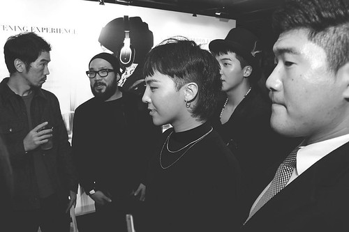 G-Dragon - Phiaton x Teddy Launching Party - 05nov2015 - supreme_ccccc - 01