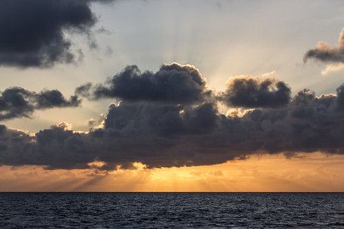 sunset sea sky cloud sunlight seascape clouds germany deutschland outdoor serene sunrays nordfriesland dagebüll dagebüllhafen dagebøl