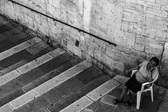 Elderly Woman, Alberobello, Puglia, Italy