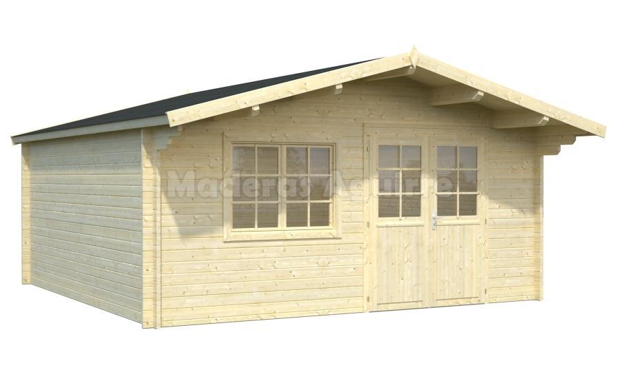 Maderas aguirre llamanos casetas de madera caseta de jardin britta 22 3 - Maderas aguirre ...