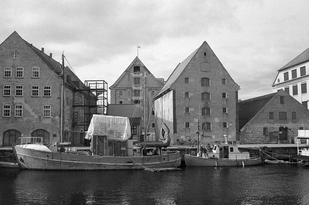 Christiania Docks