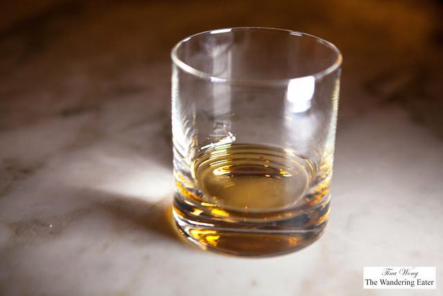 Rum tasting of Rhum Clément VSOP