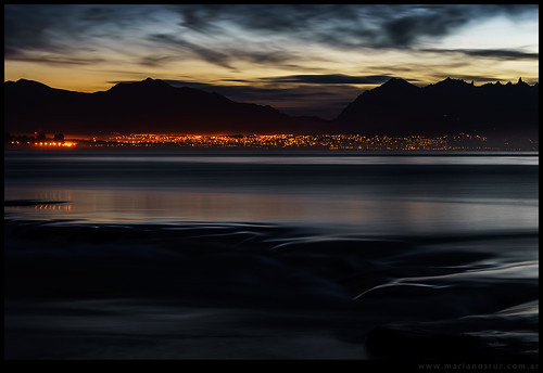 patagonia argentina atardecer bariloche lagonahuelhuapi sancarlosdebariloche ríonegro claudiodíaz provinciaderíonegro ríolimaysuperior bocadellimay