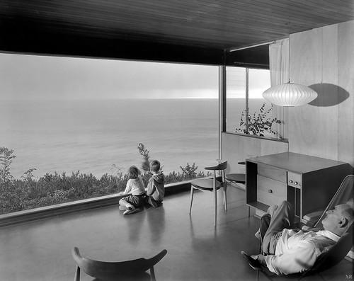 1957 ... Wise house - Richard Neutra