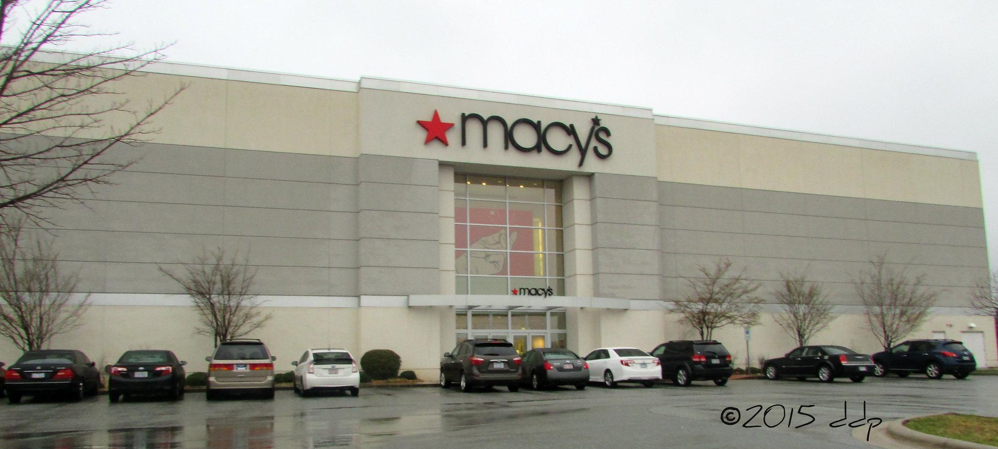 Macy's --Wendover, Greensboro, NC