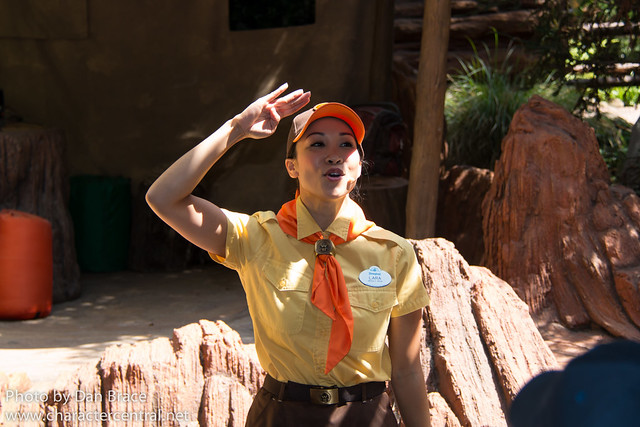 Wilderness Explorer Ceremony