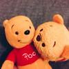Pooh got another pooh friend:bear::bear: Goodnight:sleeping: