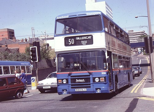 Southend 1990's (c) Philip Slynn