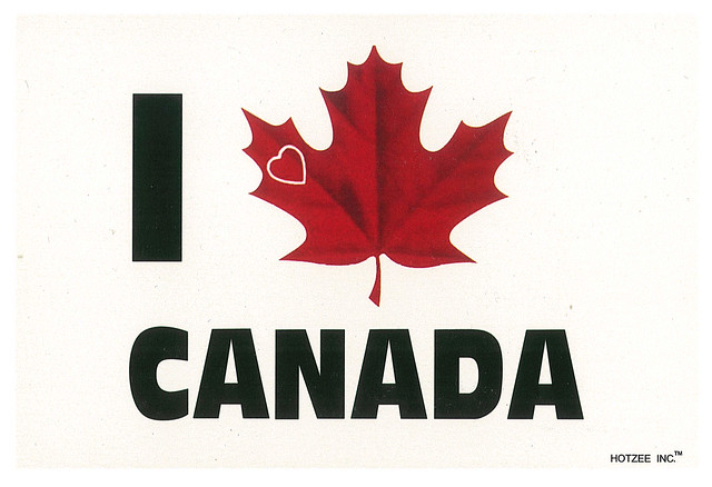 Canada  - I Love Canada