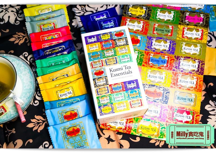 KUSMI TEA 特選暢銷風味茶包組0002