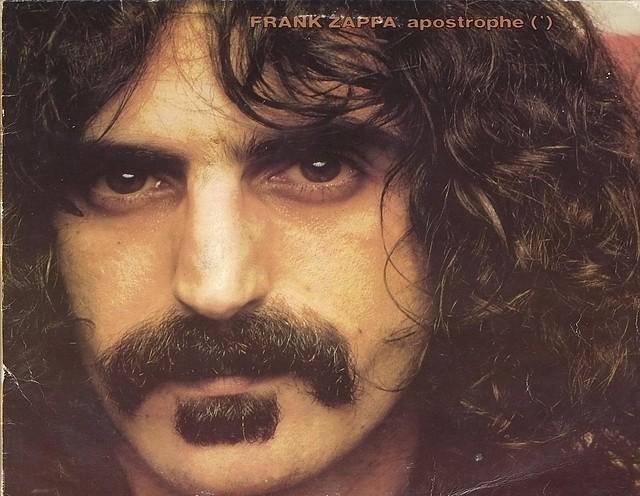 Frank Zappa Apostrophe Rock Jazz Fusion Rock Vinyl