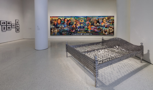 Installation view: No Country, Solomon R. Guggenheim Museum