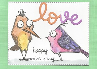 Happy Aniversary card 2