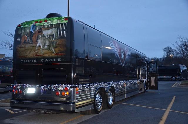 2014 C4K Bus Tour