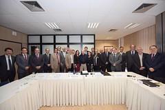 Reunião com o Ministro da Educação Renato Janine Ribeiro