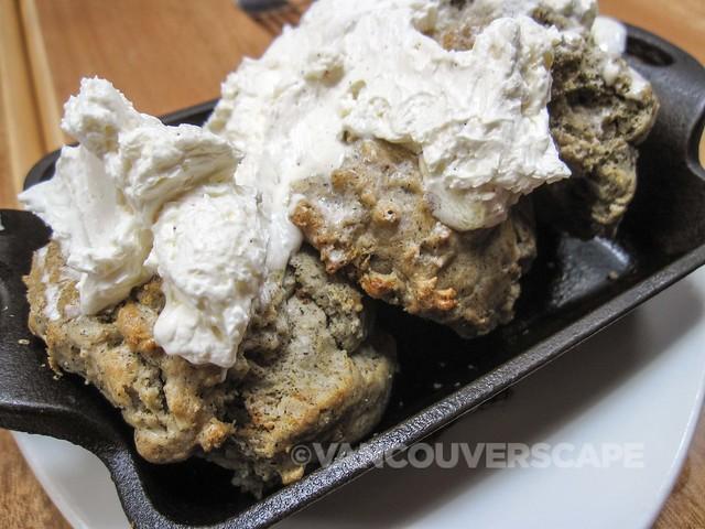 Bink's Scottsdale biscuits