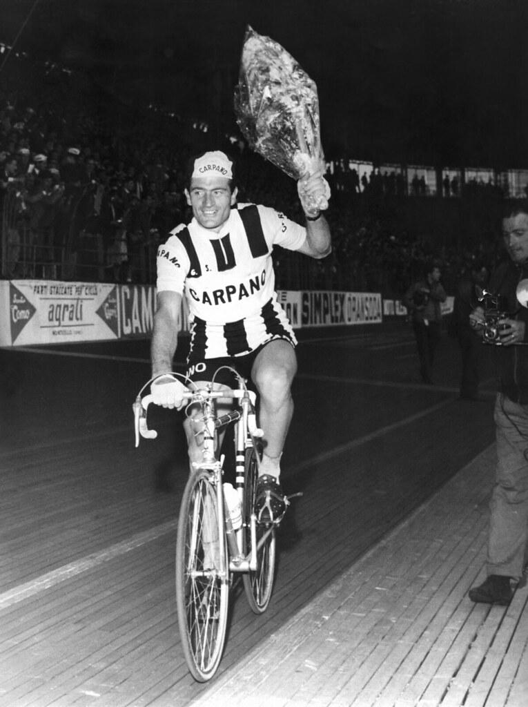 46° Giro D'Italia 1963 - Milano Giro D'Onore