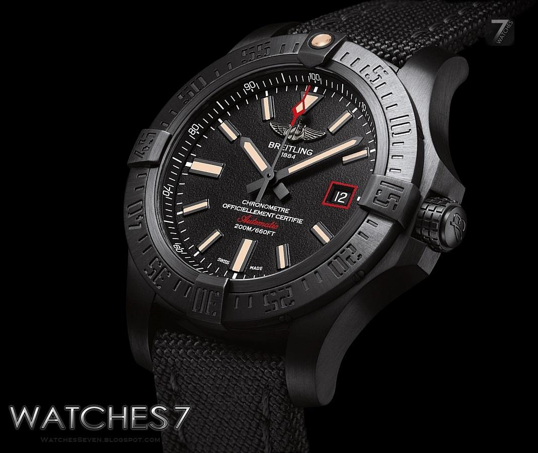 Bretling's new Avenger Blackbird 44 17249628555_83eb069bdd_o
