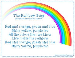 rainbow-song
