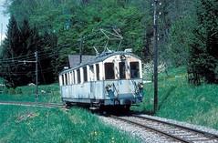 - Schweiz  MOB    ET 15  bis