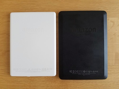 Kindle 2014 and 2016 2