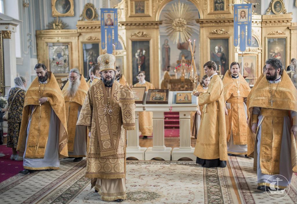 9-10 июля 2016, Неделя 3-я по Пятидесятнице / 9-10 July 2016, 3rd Sunday after Pentecost