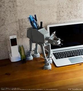 【星戰玩具人必備】《星際大戰》 AT-AT 多功能文具組合!