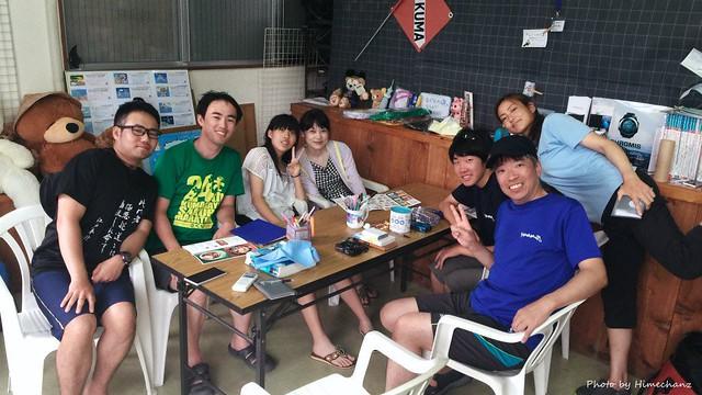 本日の集合写真♪ 2016/08/05
