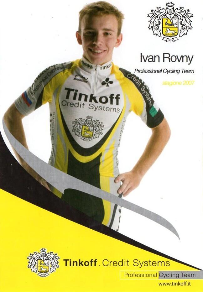 Ivan Rovny - Tinkoff 2007