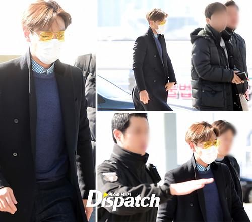 TOP - Incheon Airport - 13mar2015 - Dispatch - 01