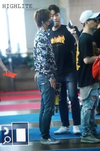 Big Bang - Incheon Airport - 05jun2016 - High Lite - 07