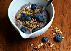 blueberry, berry, vegetarian food, fruit, food, dish,