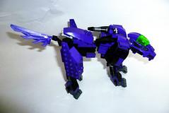 Purple Zoid