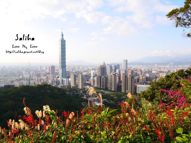 台北登山爬山象山步道 (3)