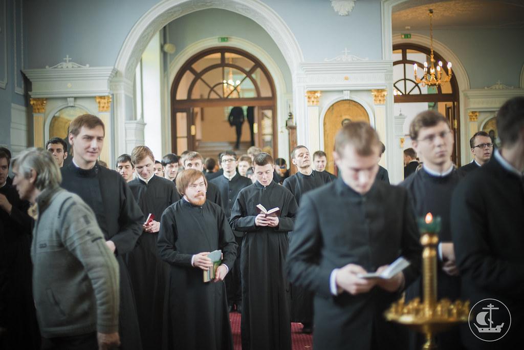 7 апреля 2015, Благовещение Пресвятой Богородицы / 7 April 2015, The Annunciation of the Theotokos