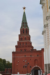 Borovitskaya Tower
